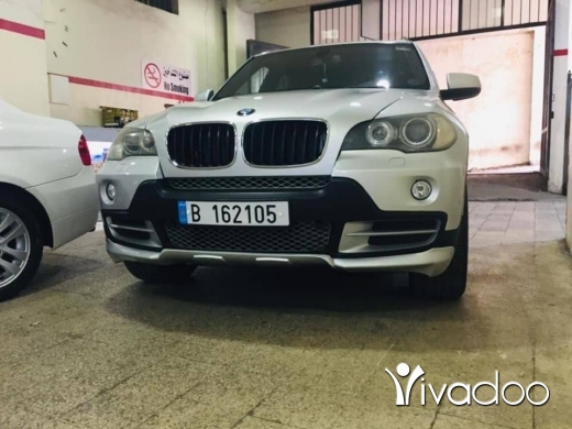 BMW in Beirut City - BMW X5 2008