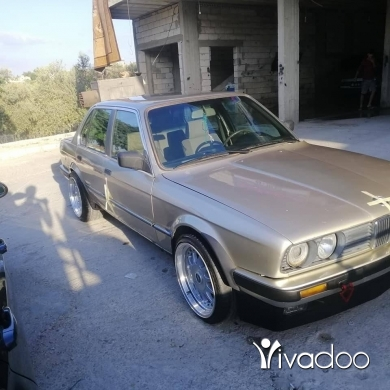 BMW in Beirut City - bmw 1985