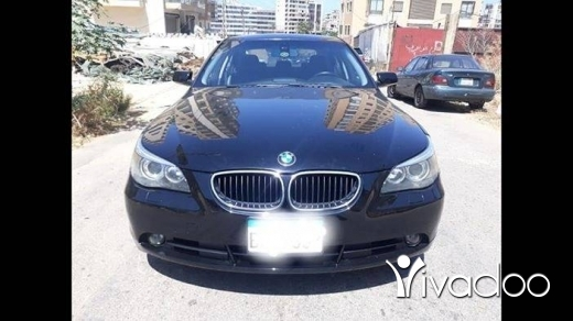 BMW in Fanar - BMW 530 2004