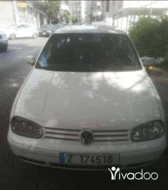 Volkswagen in Beirut City - Golf Gl 2005