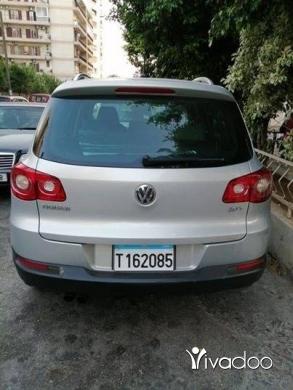 Volkswagen in Tripoli - Volkswagen Tiguan 2011