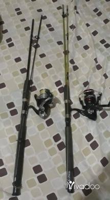 Other Fishing Equipment in Beirut City - Makana shimano jdide ma3a kafele 10 snin wmakana QE ktir ndife