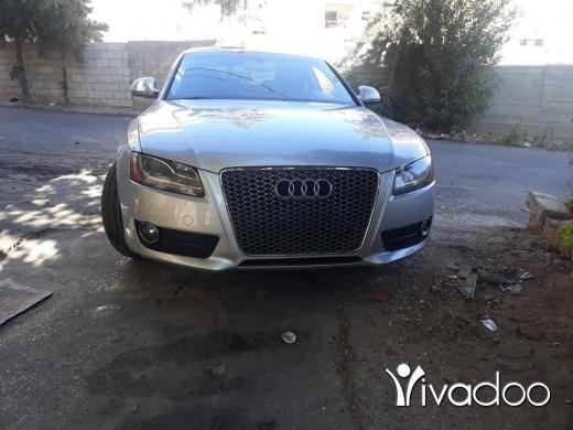 Audi in Tripoli - Audi A5 model 2009 clean carfax full s-line look original