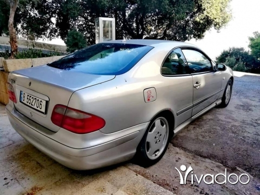 Mercedes-Benz in Beirut City - Mercedes 320 clk 99