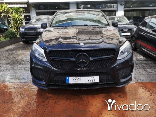 Mercedes-Benz in Jounieh - Mercedes GLE 450 AMG