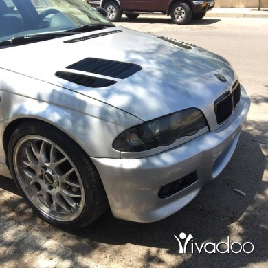 BMW in Tripoli - Newboy E46 2001 boy