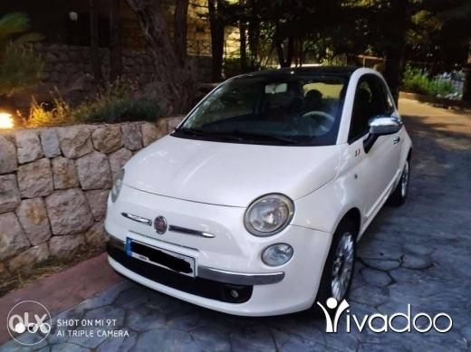 Fiat in Ashkout - للبيع او المقايدة فيات ٥٠٠