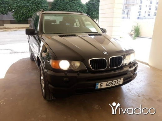BMW in Zahleh - X5 2002