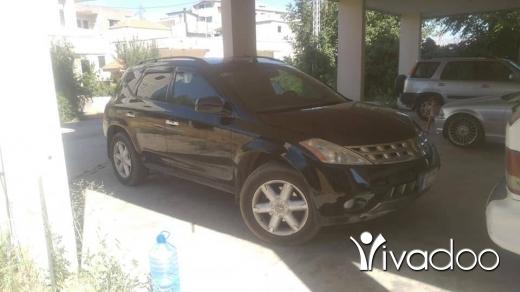 Nissan in Zahleh - Jeep nissan murano  2aswid 2alb 2aswid