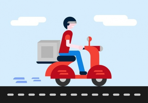 Drivers, Riders & Courier in Beirut - مطلوب موزع بريد