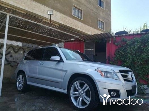 Mercedes-Benz in Zahleh - Glk350 2011 clean carfax ☎️76870244