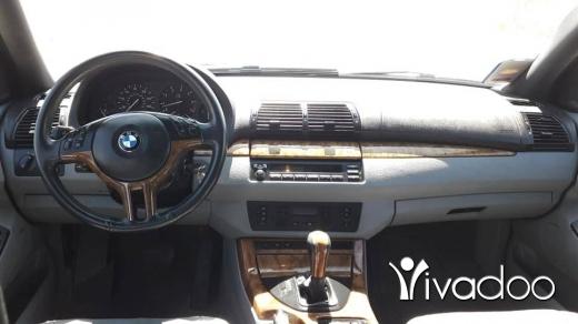 BMW in Al Beddaoui - Bmw x5 2001