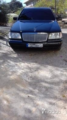 Mercedes-Benz in Tripoli - سيارة مرسيدس شبح للبيع