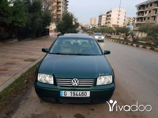 Volkswagen in Tripoli - Volkswagen jetta 4 mod 2000