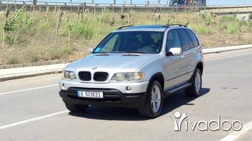 BMW in Beddawi - Bmw x5 2001