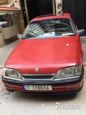 Opel in Tripoli - Opel omega model 1991 madfou3 2019
