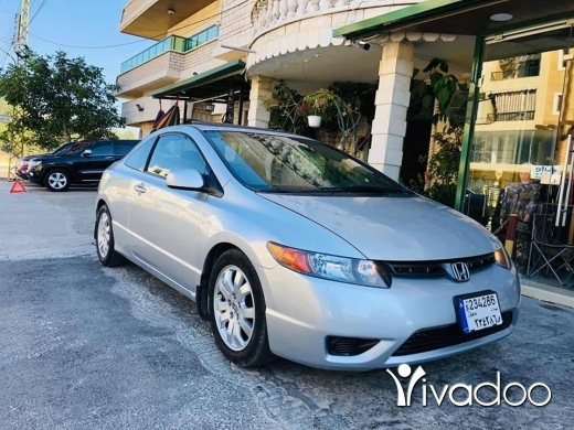 Honda in Beirut City - Honda civic ex 2008 in mint condition