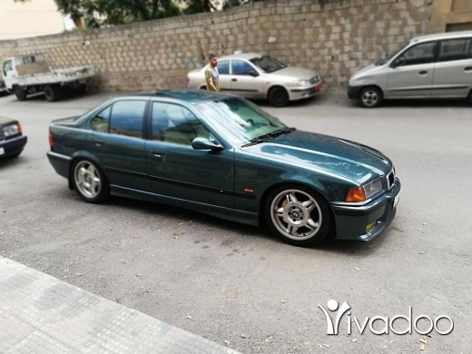 BMW in Beirut City - For sale BMW 328i model 1998