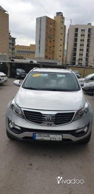Kia in Beirut City - Kia sportage 2015