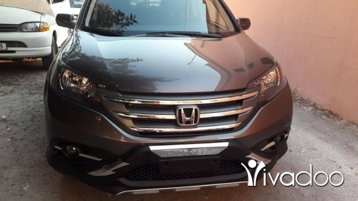 Honda in Beirut City - Honda CRV 2013 LX 4x4 in excellent condition