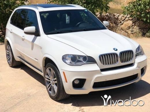 BMW in Tripoli - 2012 BMW 5.0xDRIVE M TeCH
