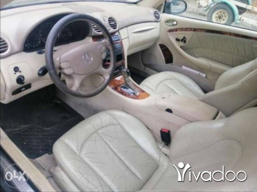 Mercedes-Benz in Kfar Yachit - Clk 320 2003