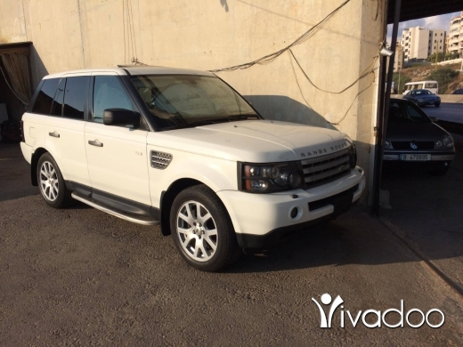 Land Rover in Beirut City - Range rover sport 2007