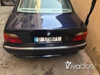 BMW in Tripoli - BMW 730 MODEL 1996 meshyee 140000