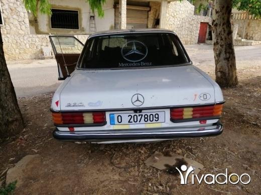 Mercedes-Benz in Beirut City - Mercedes 230