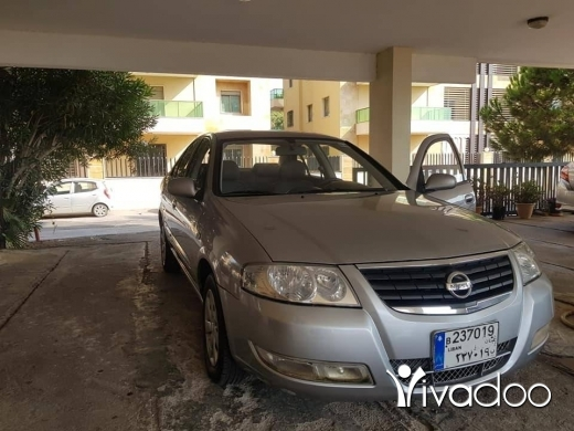 Nissan in Beirut City - Sunny 2008