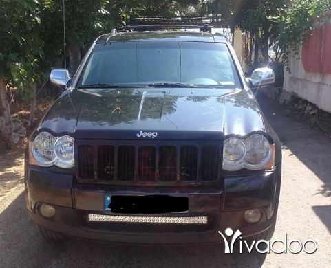 Jeep in Beirut City - Grand cherokee 2008