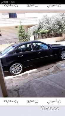 Mercedes-Benz in Beirut City - 55 amg mfawali