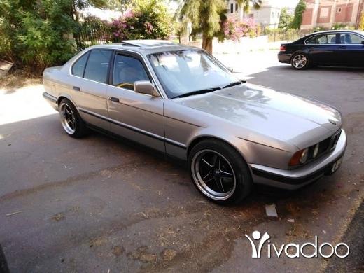 BMW in Nabatyeh - E34 525ia