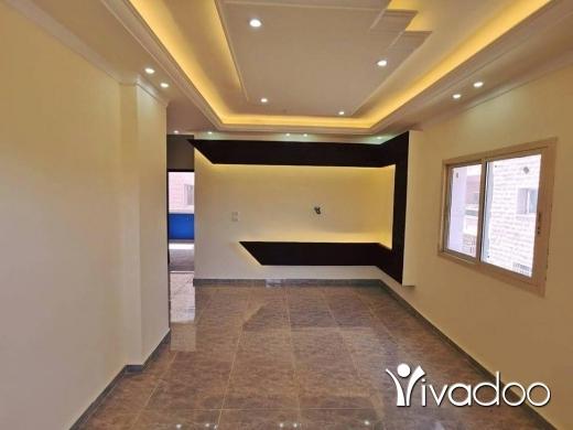 Apartments in Tripoli - شقة جديدة بمواصفات رائعة للبيع بداعي السفر
