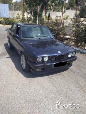 BMW in Zouk Hadareh - Bmw e30 325i model 1986 look l 90