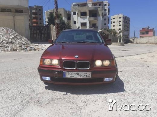 BMW in Beddawi - بوي ٣٢٠ كتير نضيفي انقاض عامله معاينه مودال ٩٤ اوتمتيك تواصل