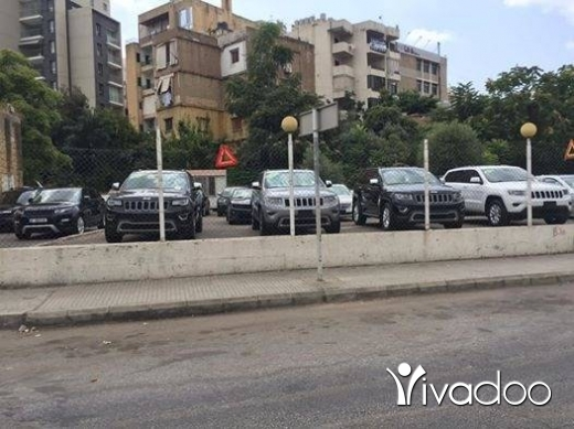 Jeep in Beirut City - Grand cherokee laredo and limited 2014-2015