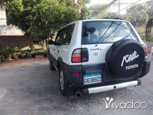 Toyota in Nabatyeh - موديل ٩٨ ,4*4