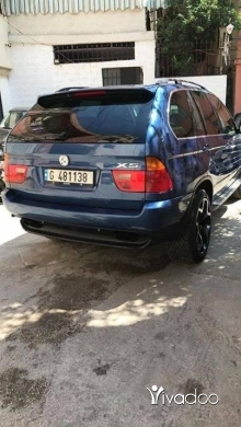 BMW in Beirut City - x5 model 2000 4.4 v8 ma bado shi 5are2 nadfe