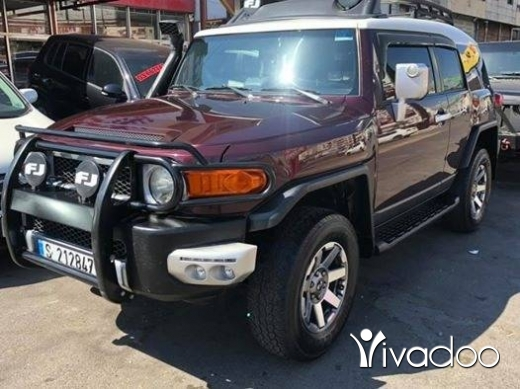 Toyota in Khalde - Toyota FJ Cruiser Model :2007 4wd كتير النظيف
