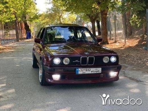 BMW in Beirut City - Bmw 1990