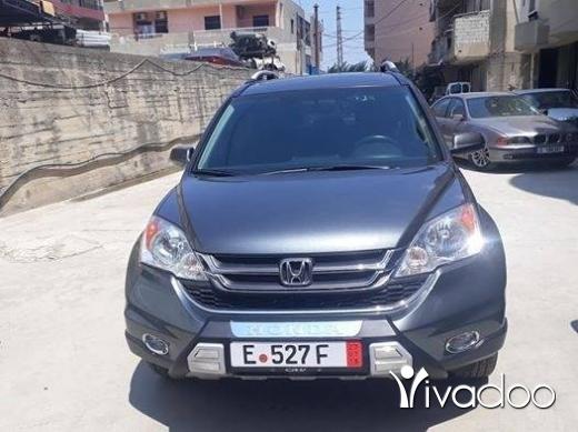 Honda in Akkar el-Atika - Crv exl 2011 akkar
