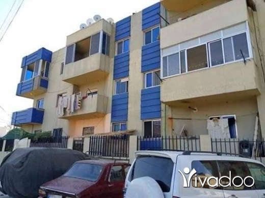 Apartments in Tripoli - شقة للبيع بجبل البداوي بناية ناجي غمراوي يوجد سند اخضر للاستعلام 03398678