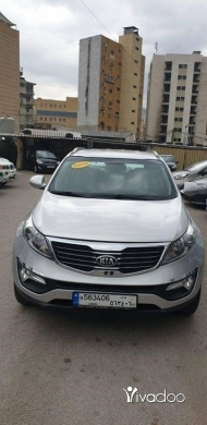 Kia in Beirut City - Kia sportage 2015 f.o 4wD ABS Airbag sensors like new