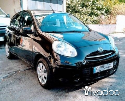 Nissan in Saida - Nisan micra 2013 one owner