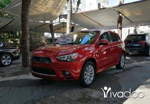 Mitsubishi in Beirut City - Outlander sport 2011 4cyl navi
