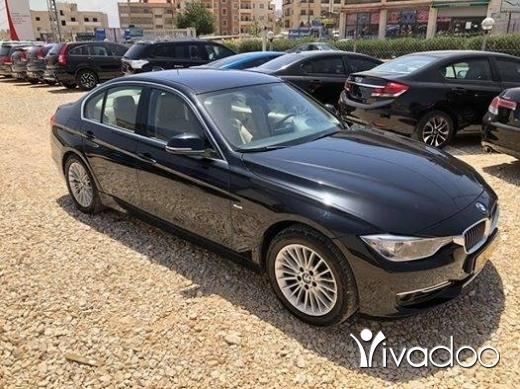 BMW in Zahleh - bmw 320 2012 luxury edition