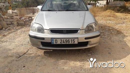 Honda in Tripoli - honda civic 1996