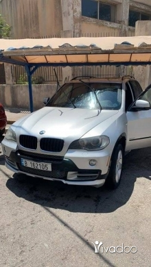BMW in Beirut City - X5 2008 / 11700$