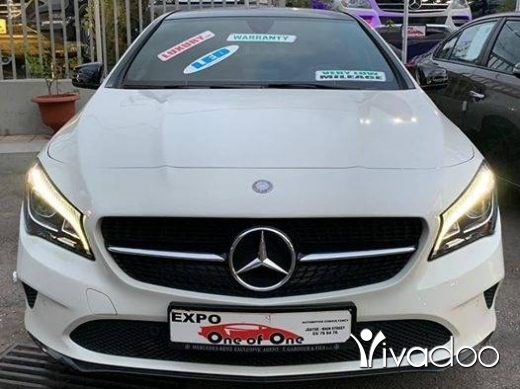 Mercedes-Benz in Bouchrieh - Mercedes CLA200 2017 (tgf)!!!